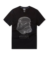 celio t-shirt Star Wars coton Collection Noel celio X Star Wars